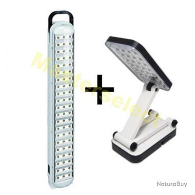 baladeuse une lampe a poser puissante rechargeable sur batterie a leds dp et secteur pas cher. Black Bedroom Furniture Sets. Home Design Ideas