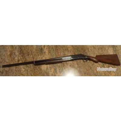 66f14dec3a918e Rare et superbe Winchester à pompe calibre 12 , modèle 1893 - Armes ...