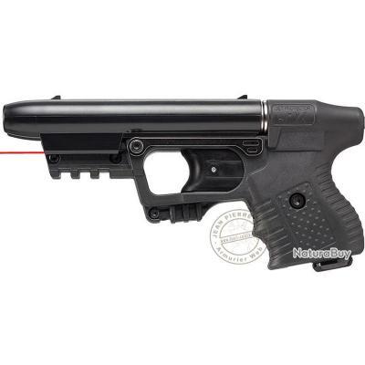 Jet Protector - PIEXON JPX - Noir Laser