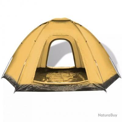 2b0b8981cb5e6 Tente pour 6 personnes Jaune - Tentes (4999033)