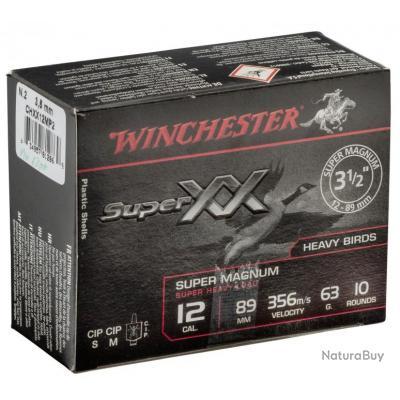 Cartouche De Chasse Winchester Super XX Magnum Calibre 12 -Numéro 5