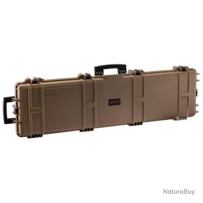 Mallette XL Waterproof TAN 137 x 39 x 15 cm mousse pré-découpée - Nuprol