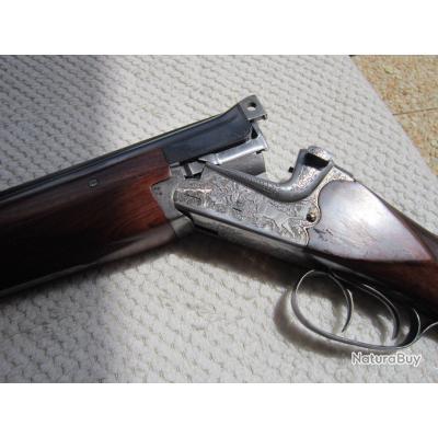 f46c679a5d8 Merkel superpose calibre 12 70 Modele 201E - Fusils Superposés ...