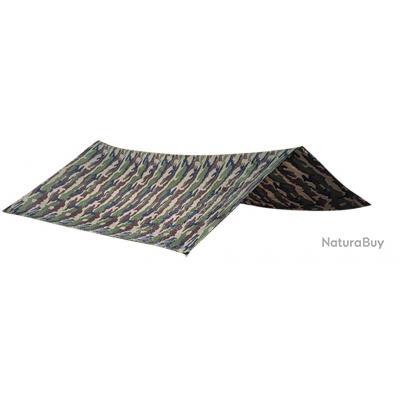 Tarp bâche polyester couture étanche 3 x 3 m