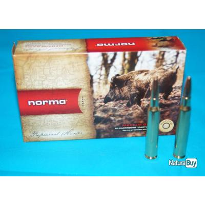 Munitions Norma, Calibre 7x57R, Oryx