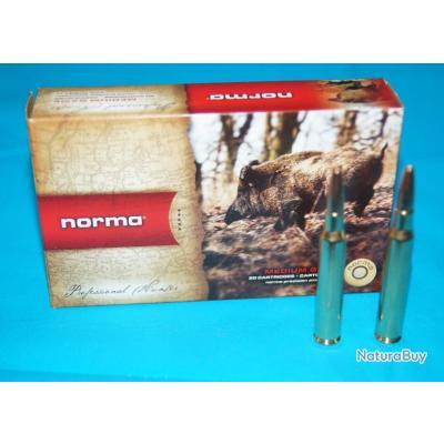 Munitions Norma, Calibre 30-06, Pointe Plastique
