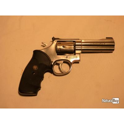 smith wesson modèle 617 cal 22 lr