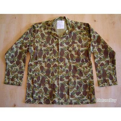 Indo Tap Veste Usmc Bdu Indochine Camouflage Paras Parachutiste qxpP1Tx