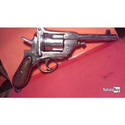 revolver montenegrin cal 11,3mm Gasser