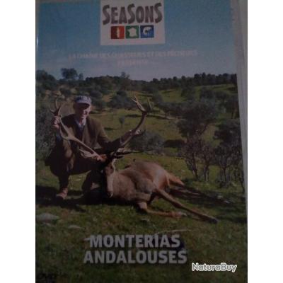dvd cap Montérias Andalouses