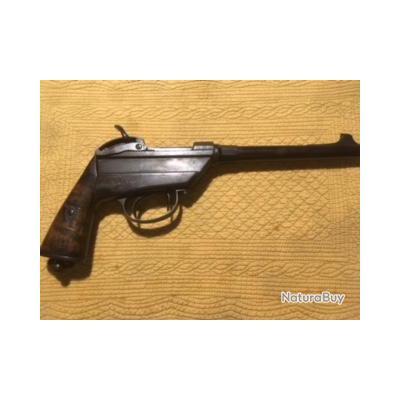 pistolet werder modèle 1869