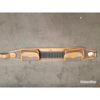 ceinture de chasse pour cartouches