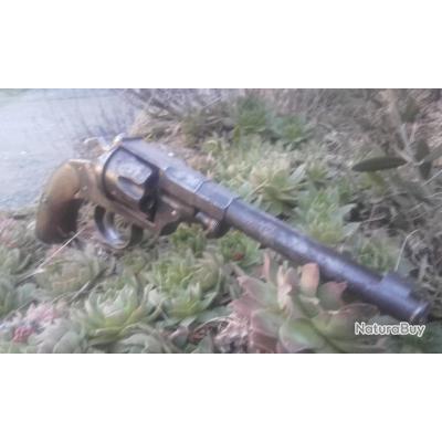 Reich Revolver modele 1879 calibre 10,4