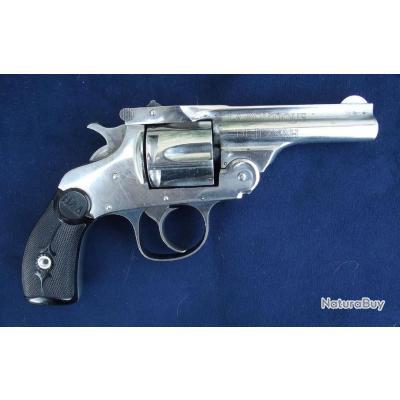 Rare revolver Hopkin's & Allen patent 1888 self eject