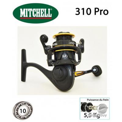 Moulinet pêche Truite / Carnassier Mitchell 310 Pro