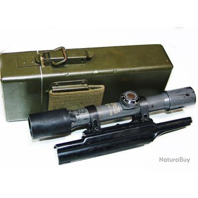 Lunette Militaire OIP pour FAL Belge - Lunettes de tir militaria ... 7e83952f39bc