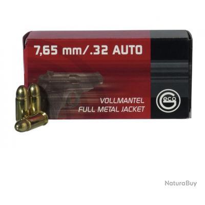50 Munitions Geco 7.65 73Gr