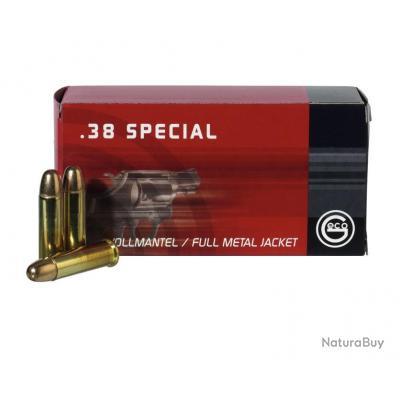 50 Munitions Geco 38SP 158Gr