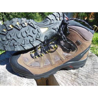 23 Randonnée 44 Gore Authentic Chasse T42 43 Salomon Tex Chaussures qzdFx0Pq