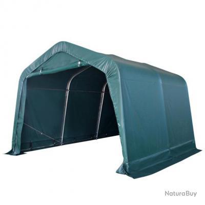 Tente portable pour bétail PVC 3,3 x 3,2 m Vert foncé - Abris de ...