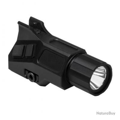 Lampe Torche Pour Ar15 Flashlight Fixation Weaver Picatinny Vism