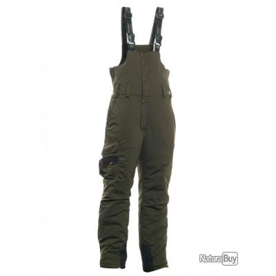 Pantalon Muflon Couleur Oliv