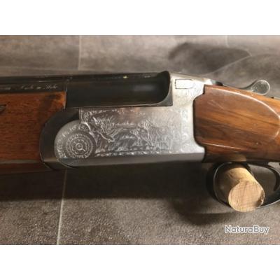 Fusil superposé MARROCCHI calibre 12/70