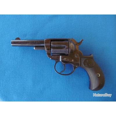 REVOLVER COLT LIGHTNING 1877 SHERIFF CAL 38 LONG COLT