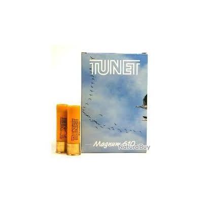 6 BOITES CARTOUCHES TUNET MAGNUM 610 PB 7