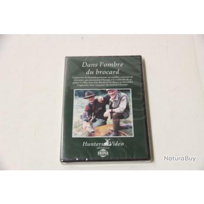 DVD Hunters Vidéo vol 13  Dans l'ombre du brocard