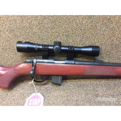 ARMSCOR M1500 22 MAG + LUNETTE 4x32 MILDOT, 1€ SANS PRIX DE RESERVE !!!