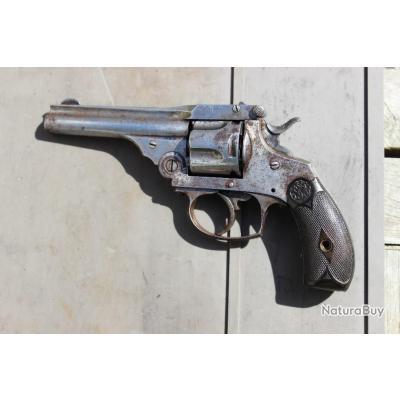 EPAVE  de reproduction de révolver Smith & Wesson cal 32