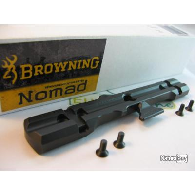 Embase Browning NOMAD Simple pour Maral ,dessus s adaptent tous les  adaptateurs Browning Nomad fc45d2b3fff5