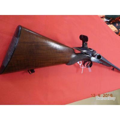 Fusil juxtaposé  CHARLIN 4 Pigeons d'occasion Jaspé, 12/65 mm, 67 cm, bon état