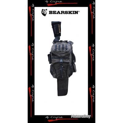 Sac à Dos léger BEARSKIN avec fourreau d'arme intégré BEARCASE LIGHT