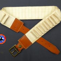 6499b239fac2 69 annonces neufs et occasions trouvées pour cartouchiere dans Armes et  accessoires Western