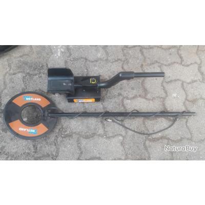 Détecteur  de métaux met land dt240