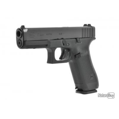 Pistolet Glock 17 Gen5 9x19 neuf!