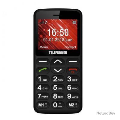 Telephone portable TM140 COSI telefunken - Téléphones étanches et ... 868ee43f0e0