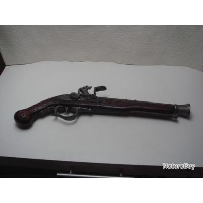 Pistolet de décoration longueur 48 cm