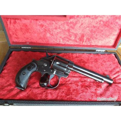 Rare Colt 1878 modèle 1902 Alaskan calibre 45LC