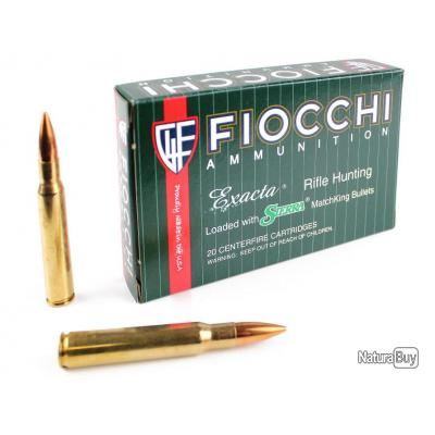 1 BOITE FIOCCHI C/.30-06 SPRG- RSD - FMJBT - 150 GRAINS