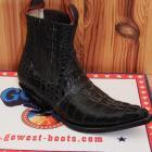 BOOTS H  Go WEST modèle LUIS  noir  T 42 ( (8 US)