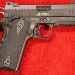 pistolet semi automatique gsg 922 calibre 22 lr tan neuf pistolets de cat gorie b 4292889. Black Bedroom Furniture Sets. Home Design Ideas