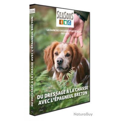 Dvd Seasons Du Dressage A La Chasse Avec L'Epagneul Breton