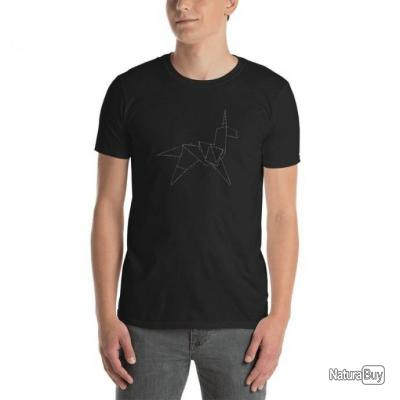Outpost Blade Runner T Shirt Noir