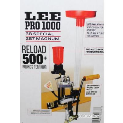 presse LEE PRO 1000 CAL 9 PARA