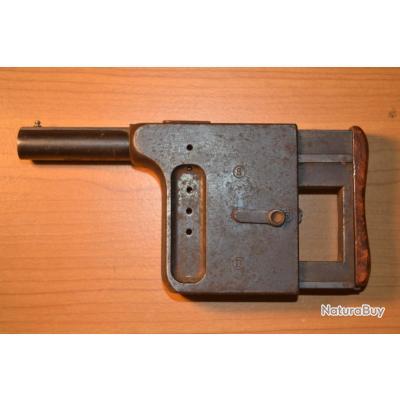 !!!!!NOUVEAUTE!!!!!pistolet gaulois N°1 cal 8mm de la manufacture de St Etienne dans son jus