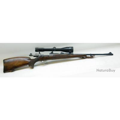 Carabine MAUSER 66 Diplomate cal. 7x64 avec lunette Zeiss Diavari -ZA 2,5-10X52 (Calibre: 7x64)