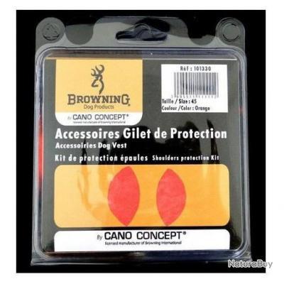 KIT PROTECTION ÉPAULES - BROWNING orange 50 cm